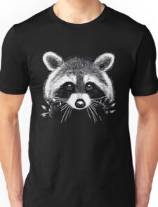 Little raccoon buddy Unisex T-Shirt
