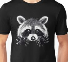 Little raccoon buddy Unisex T-Shirt