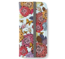 Bouquet iPhone Wallet/Case/Skin