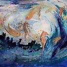 The Splash Of Life 24. The Sea Dance by Elena Kotliarker