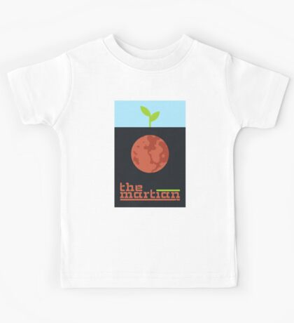 The Martian Kids Tee