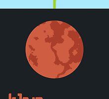 The Martian by EstragonHelmer