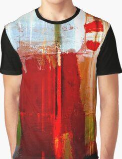 red moonlit night Graphic T-Shirt