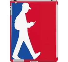 nba pokemon go iPad Case/Skin
