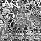Alphabet Jumble  by Ethna Gillespie