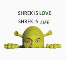 Shrek is love - High Quality  by LukeTheLegend