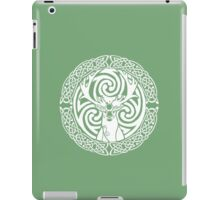 I am a Stag: of seven tines  iPad Case/Skin