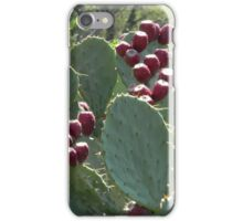 Prickly Pear With A Heart! iPhone Case/Skin