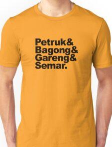 The Punakawan Unisex T-Shirt
