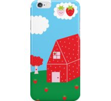 Strawberry Countryside iPhone Case/Skin