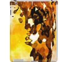 Abstract Lion iPad Case/Skin