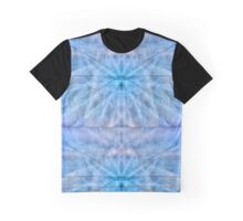 Winter's Beach Walk Graphic T-Shirt