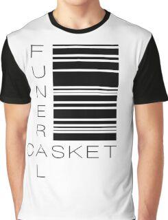 Funeral Casket - Codex Graphic T-Shirt