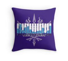 MH4 - Weapon Usage Throw Pillow