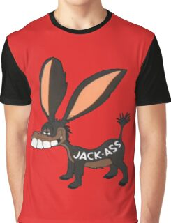JACK-ASS Graphic T-Shirt