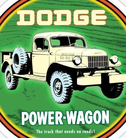Dodge Powerwagon Sticker