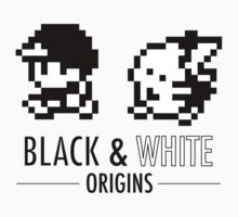 Pokemon Black & White Origins Kids Clothes