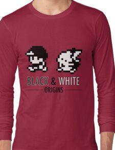 Pokemon Black & White Origins Long Sleeve T-Shirt