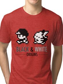 Pokemon Black & White Origins Tri-blend T-Shirt