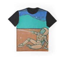 Space Fights #3 of 3 Graphic T-Shirt