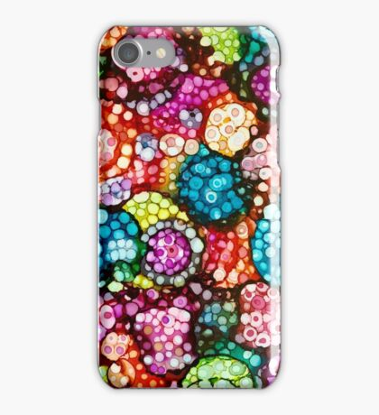 Mardi Gras II iPhone Case/Skin