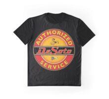 Desoto vintage Cars USA Graphic T-Shirt