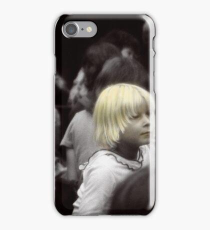 Fashionably Blond iPhone Case/Skin