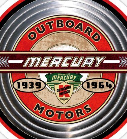 Mercury  kiekhaefer vintage outboard motors 1939-1964 Sticker