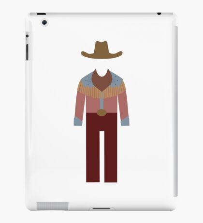 Back to 1885 iPad Case/Skin