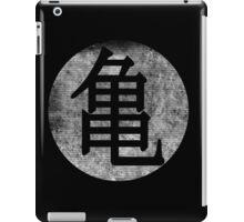 °MANGA° Kame Senin B&W Logo iPad Case/Skin