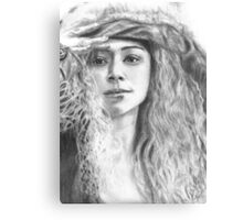 Orphan Black- Helena Canvas Print