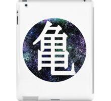 °MANGA° Kame Senin Space Logo iPad Case/Skin