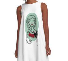 Girl A-Line Dress