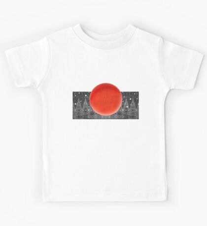 Bodacious Blood Moon Kids Clothes