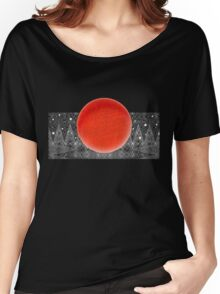 Bodacious Blood Moon Women's Relaxed Fit T-Shirt