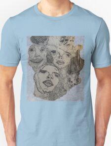 collab 16 Unisex T-Shirt