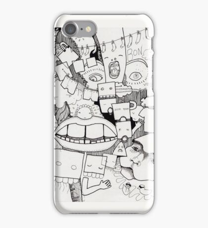 Bon Voyage  iPhone Case/Skin