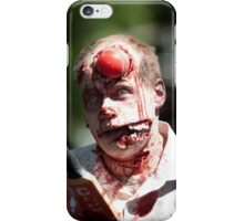 Cricket is not for Zombies iPhone Case/Skin