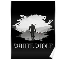 The White Wolf Poster