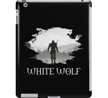 The White Wolf iPad Case/Skin