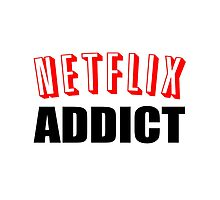Netflix Addict by hipsterapparel
