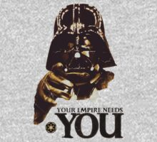 Your Empire Needs You by AdamKadmon15