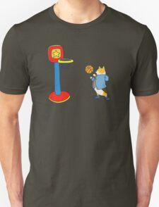 Corgi's are Basketball Stars! Unisex T-Shirt