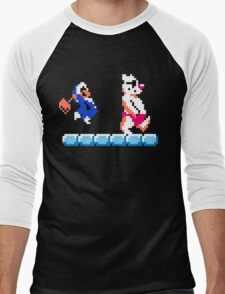 Ice Climber Men's Baseball ¾ T-Shirt