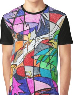 Birdology Graphic T-Shirt