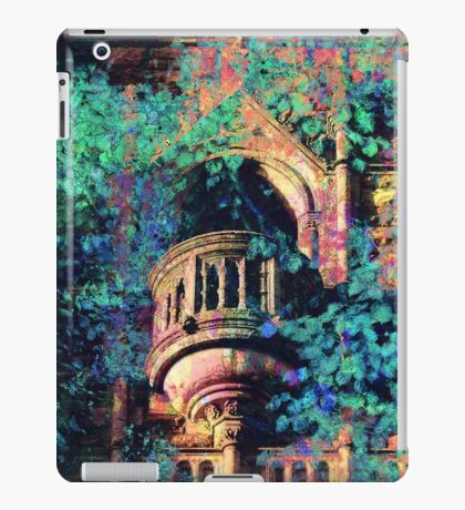 The gothic tower iPad Case/Skin
