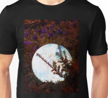 Glowing Glass Orb Unisex T-Shirt