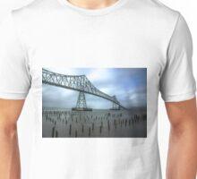 The Astoria–Megler Bridge, Astoria, Oregon Unisex T-Shirt