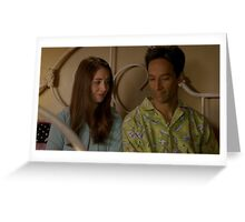 Annie & Abed Greeting Card