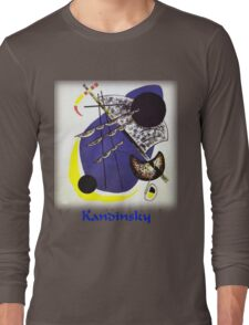 Kandinsky - Small World Long Sleeve T-Shirt